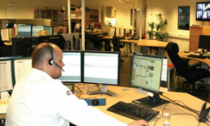 On-site 24/7 manned security